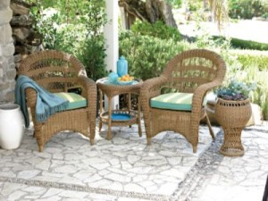 Martha Stewart Everyday Huntington Beach Chairs Replacement Cushions